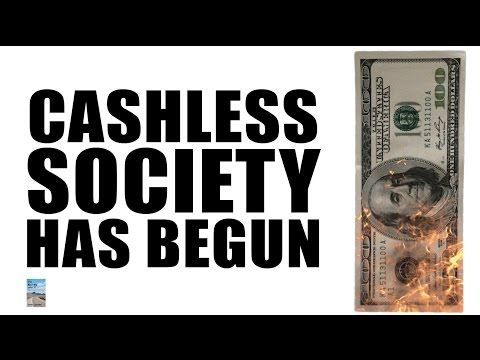 Cashless Society Will Make BANK RUNS Impossible as Nations Begin to Collapse!