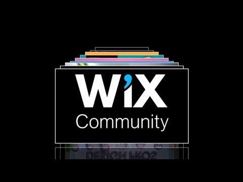 Wix Community Channel Trailer
