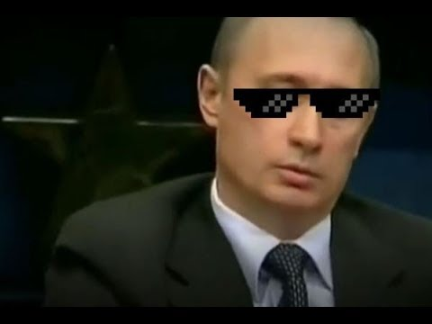 Download Youtube: Thug life: Putin offers to circumcise journalist