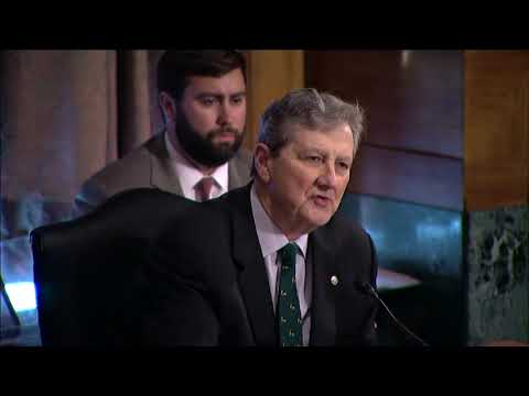Sen. John Kennedy-Equifax Banking Hearing
