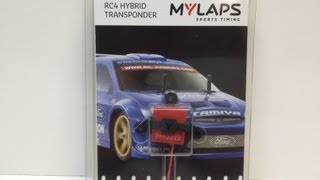 The RCNetwork - My Laps RC4 Transponder un-boxing