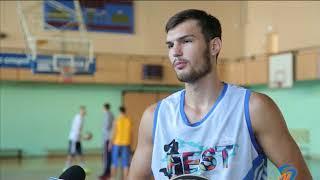 Баскетболисты на Фестивале студенческого спорта