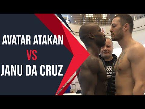 AVATAR Atakan 🇹🇷 Vs 🇮🇩 Janu Da Cruz Full Original Fight Video