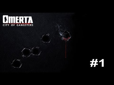 Omerta: City of Gangsters - Part 1 - Welcome to Atlantic City