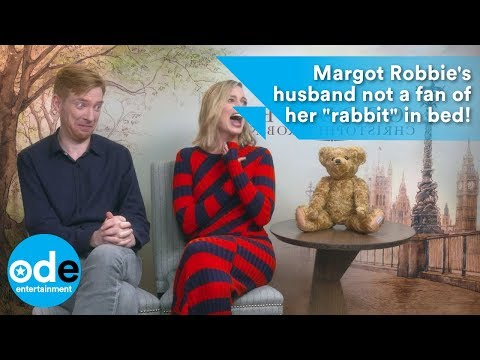 "Margot Robbie's husband not a fan of her ""rabbit"" in bed!"