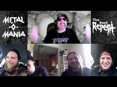 Metal-O-Mania catches up with THE BAND REPENT
