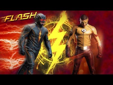 Флэш: Что будет в 3-ем сезоне? / The Flash