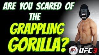BEWARE! IT'S THE GRAPPLING GORILLA! LOL (TOPMANSTANN VS COLIN_BRAD)