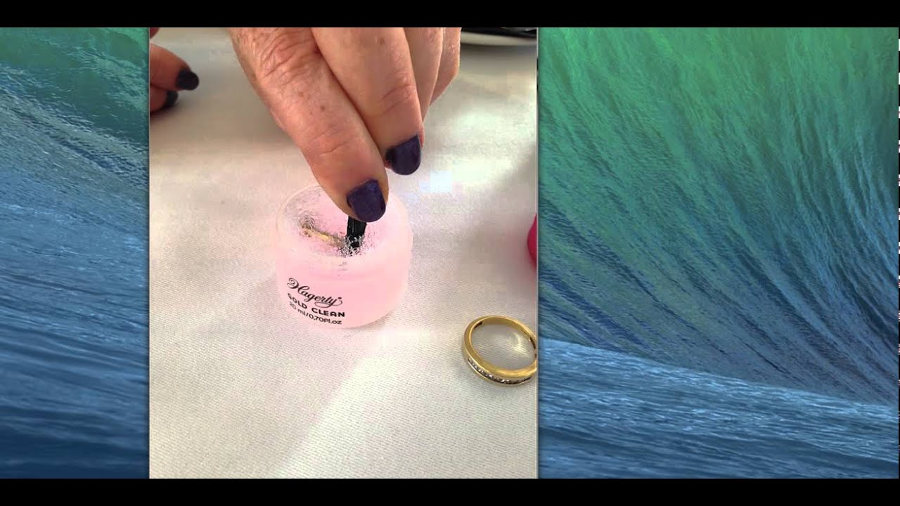 How To Clean Your Diamond Jewellery At Home