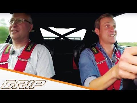 Das Asphaltduell: Deutschland vs. USA - GRIP - Folge 297 - RTL2