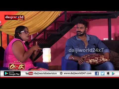 O.K. with C.K. - Comedy Show with Devdas Kapikad & Family│Episode 1│Daijiworld Television