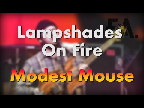 Modest Mouse - Lampshades On Fire   Lyrics English   Video Sub   Subtitulado Sub Español
