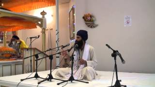 Bhai Sukha Singh UK Australia Tour - Brisbane Sikh Temple 09.09.12 Sunday Day Divaan