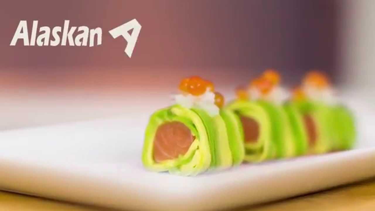 Avocado Roll Quick Recipe