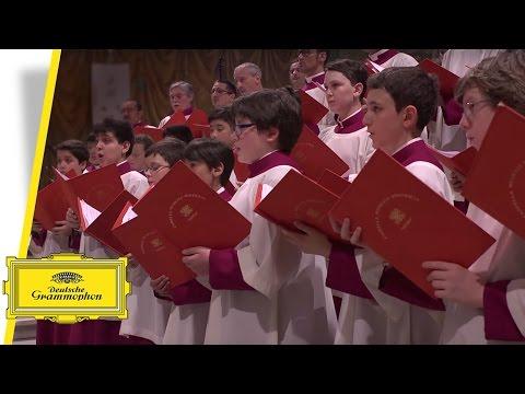 Sistine Chapel Choir -