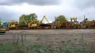 Railroad Construction Equipment