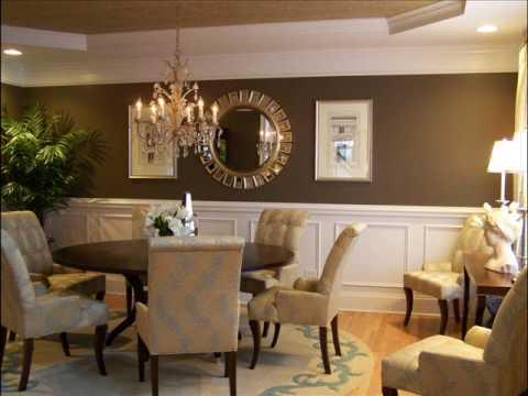 Interior Design Ideas: Dining Room 4 - YouTube