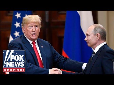 Trump invites Vladimir Putin to the White House