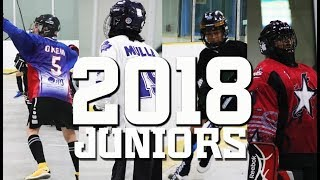 2018 Junior Tournament Highlights