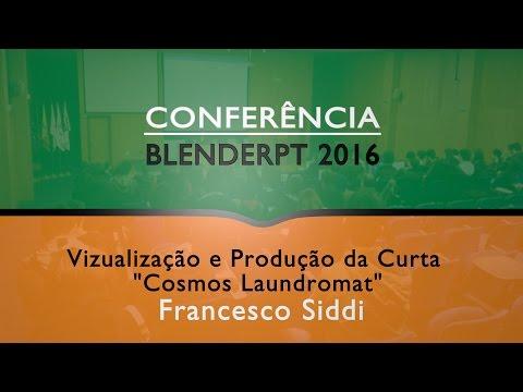02-03 - Vizualização da Curta Cosmos Laundromat com Francesco Siddi