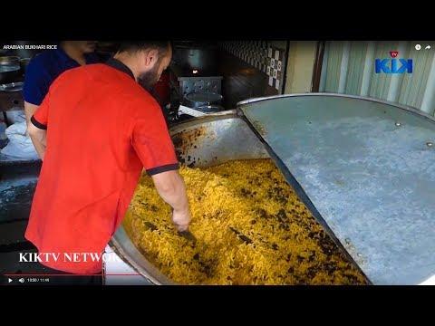أرز البخاري العربي | Arabic Bukhari Rice Recipe Making | كيف تصنع رز البخاري | Must Watch This