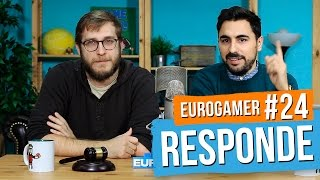 Eurogamer Responde #24 - The Game Awards, Fallout 4, Season Pass, The Division, Steam Machines...