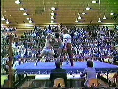 Mike Von Erich vs. Chris Adams w/ Gary Hart, 11/15/84