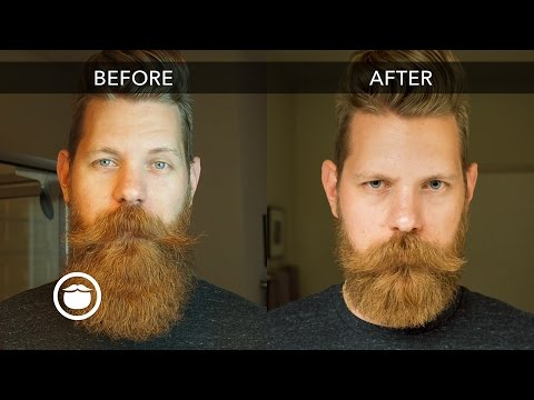Thumbnail: How to Trim Your Beard with Scissors | Eric Bandholz