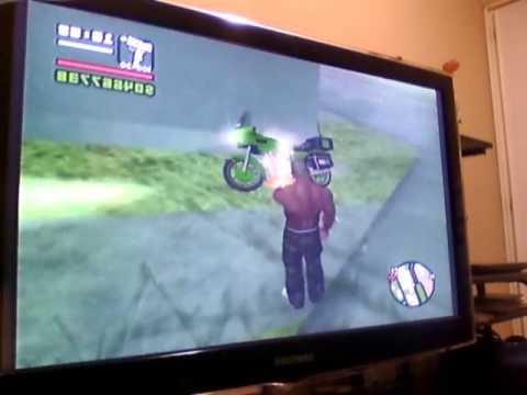 Gta San Andreas Como Hacer La Moto Del Vengador Fantasma Ps2