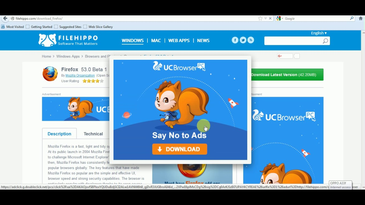 HOW TO DOWNLOAD LATAST VERSION  MOZILLA FIREFOX IN FILLEHIPPO