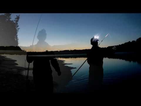 Рыбалка на удочку верховья р Вятки.