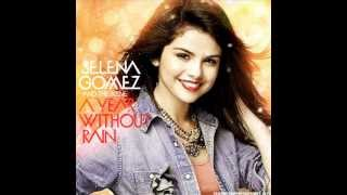 Selena Gomez & The Scene - A Year Without Rain (Greek lyrics)