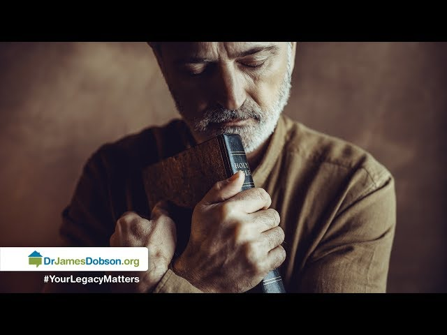 What the Bible Says About Being a Man with Dr. James Dobson's Family Talk | 06/14/2019