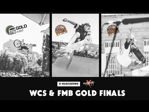 O Marisquiño 17 - Finales WCS y FMB Gold Event