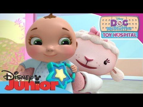 Doc McStuffins | Lammie's Fashion Show | Official Disney Channel Africa