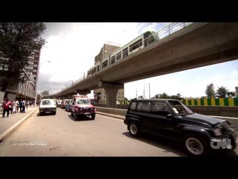 Ethiopia gets Sub-Saharan Africa's first metro; Amir Daftari takes a ride.