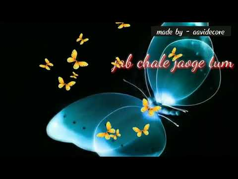 ¦¦Whatsapp status 😍 ¦¦ ¦¦•Rooth Ke Humse Kanhi 😞 Jab Chale Jaoge Tum• 😢 ¦¦