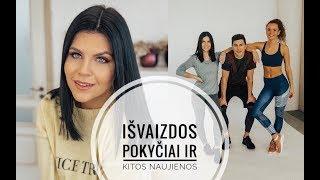 #Vlog: išvaizdos pokyčiai ir kitos naujienos