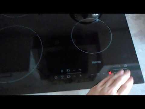 Как разблокировать электрическую плиту электролюкс