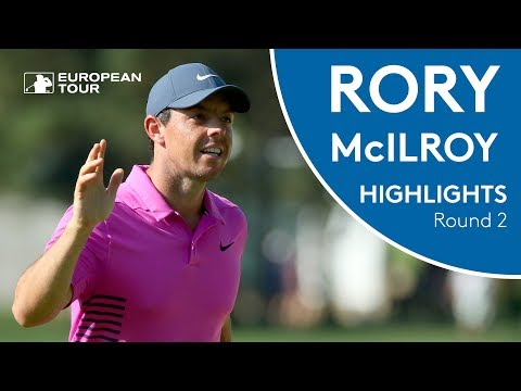 Rory McIlroy shoots 67 at Firestone | Round 2 | 2018 WGC-Bridgestone Invitational