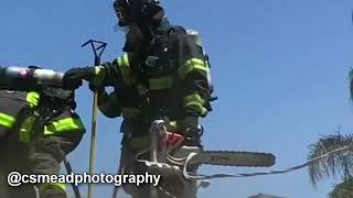 "#CHIEFMILLER FIREFIGHTER TRIBUTE 2018 - ""LEGENDS ARE MADE"" by 2nd Alarm Media"