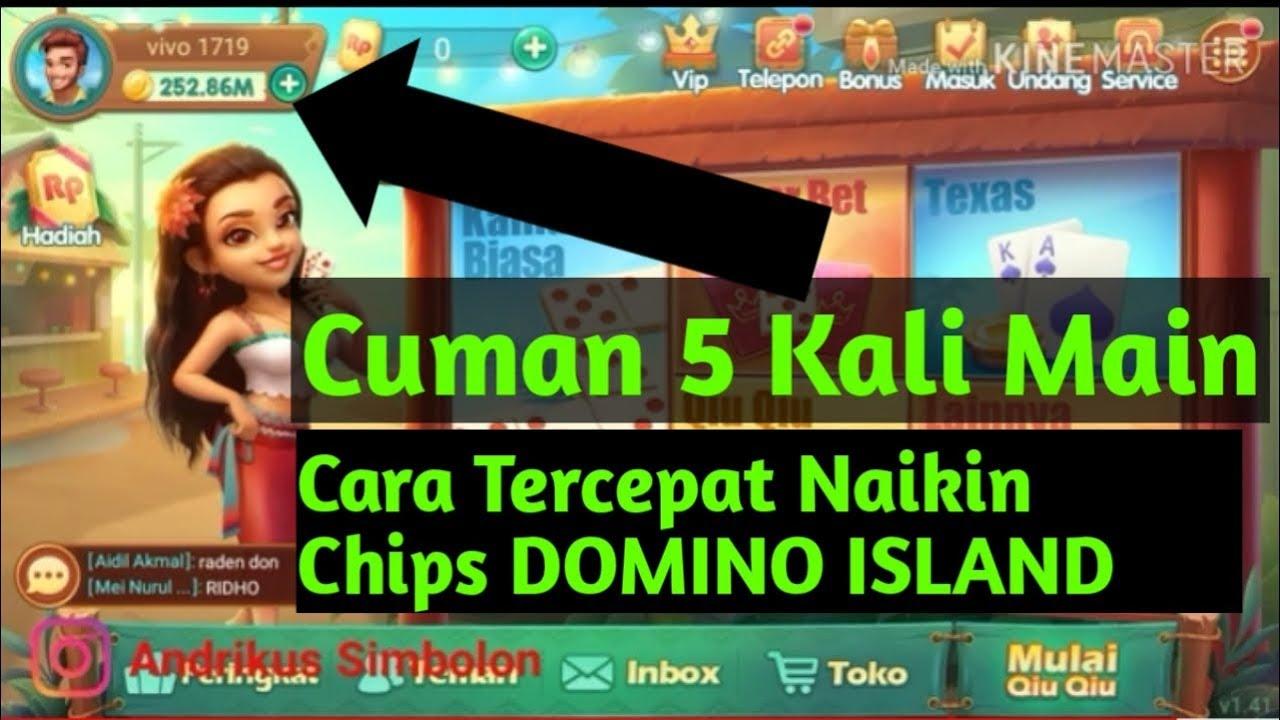 Cara Agar Menang Main Domino Island Dapat Pulsa Gratis Terbaru By Lam S Gaming