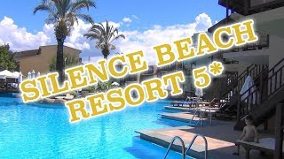 Overview hotel:  Silence Beach Resort 5 * (Turkey, Side, Kyzylagach)