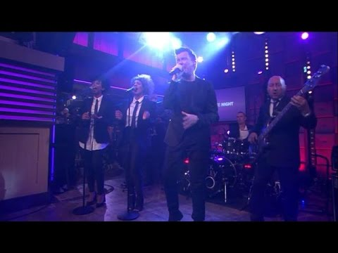 Rick Astley - Cry For Help - RTL LATE NIGHT