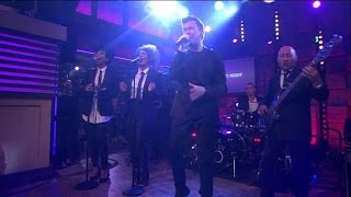 Gambar cover Rick Astley - Cry For Help - RTL LATE NIGHT