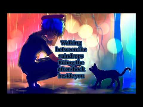 Nightcore - Between The Raindrops [Lyrics]