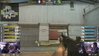 Guy in the crowd gets killed by zeus
