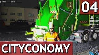 CityConomy #4 ZU DUMM ZUM KAUFEN Stadt Service Simulator