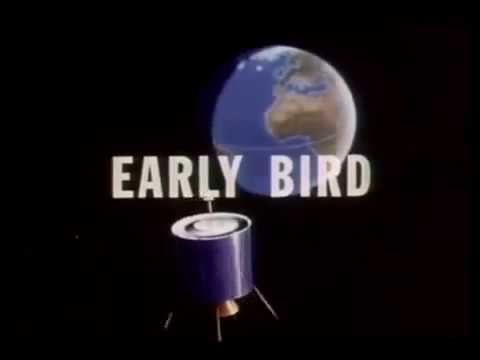 "Intelsat I -- ""Early Bird"" Communications Satellite"
