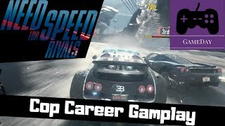 NFS: Rivals - Cop Career Gameplay
